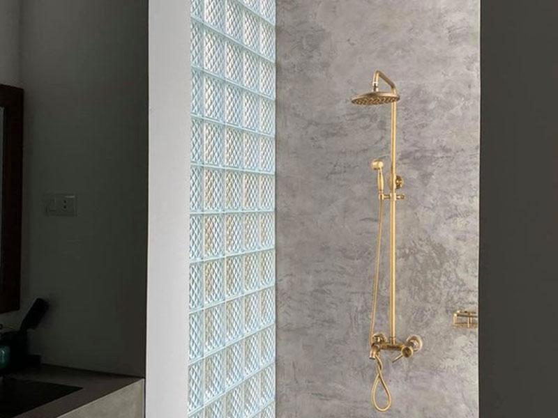 Phòng tắm căn biệt thự
