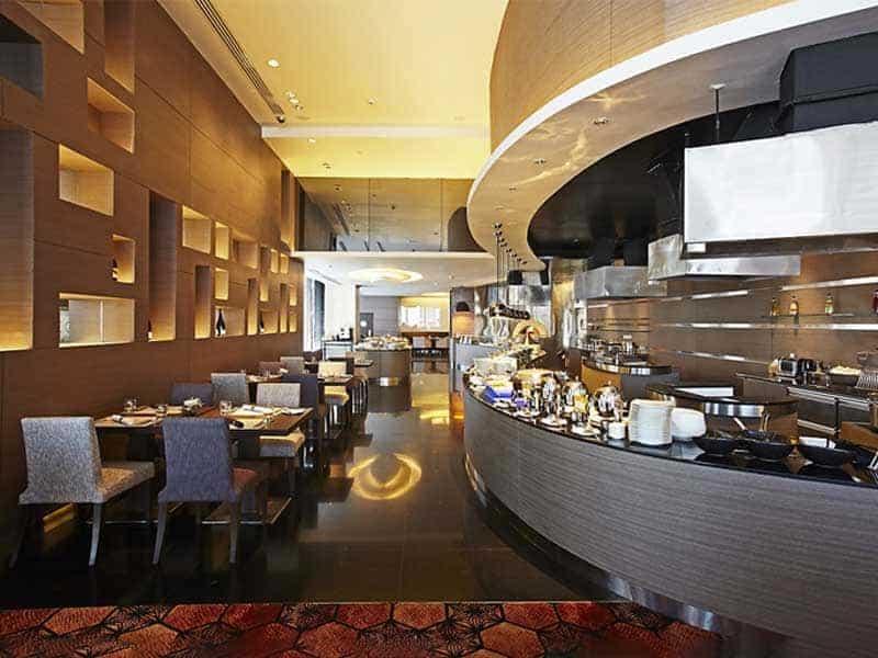 thiết kế nhà hàng ăn uống Đà Nẵng