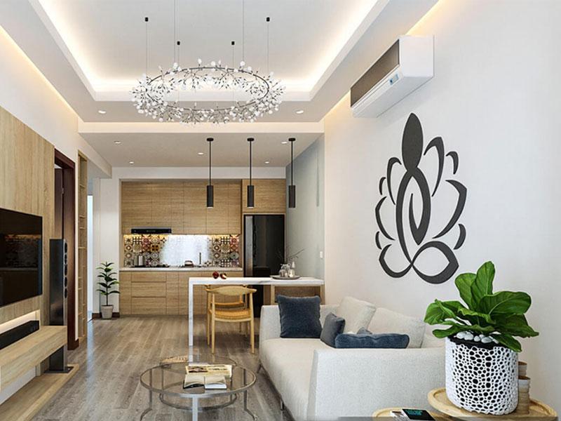 xu hướng thiết kế chung cư hiện đại