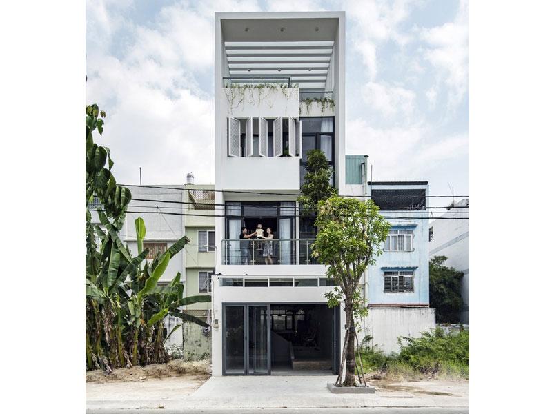 ngôi nhà Connect House