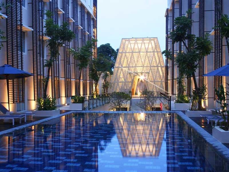 tiêu chuẩn để thiết kế khách sạn 4 sao