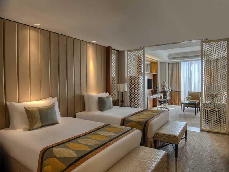 phòng ngủ mang phong cách đơn giản