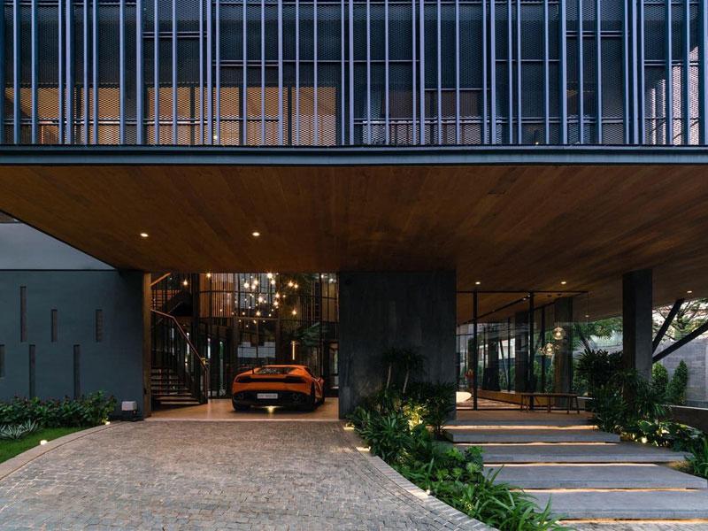 ví dụ về phong cách thiết kế nhà đẹp