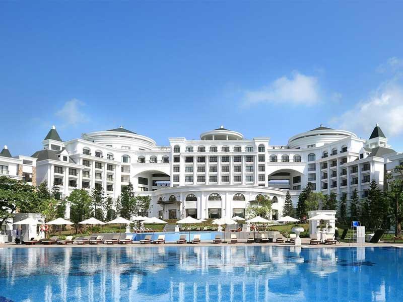 khách sạn 3 sao mang phong cách Châu Âu