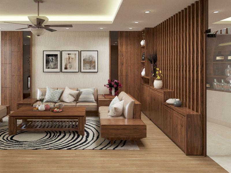 xu hướng thiết kế nội thất nhà đẹp 2020