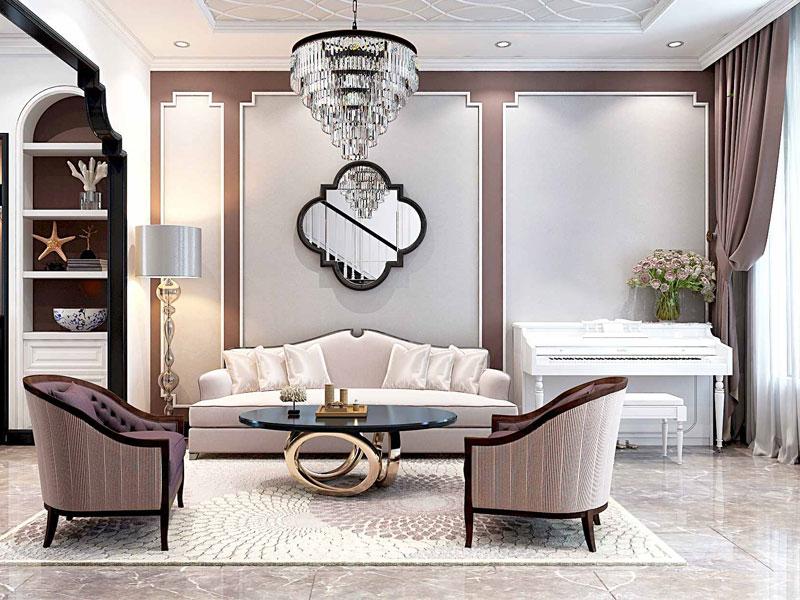 mẫu thiết kế nội thất nhà ở đẹp