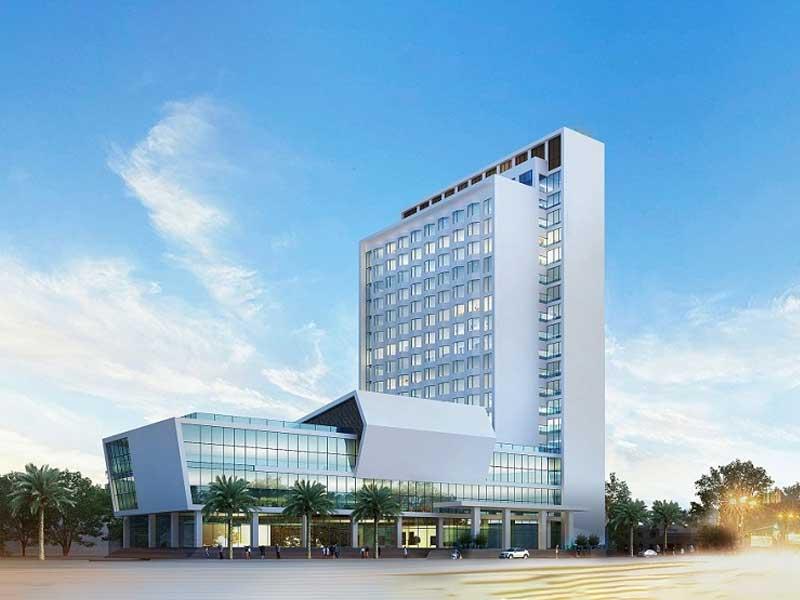 những mẫu thiết kế khách sạn 4 sao đẹp