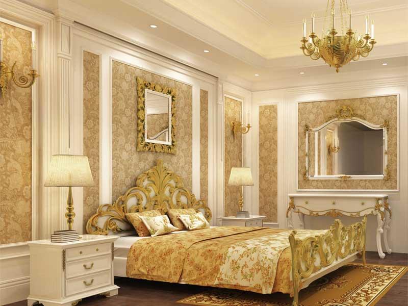 nội thất phòng ngủ đẳng cấp