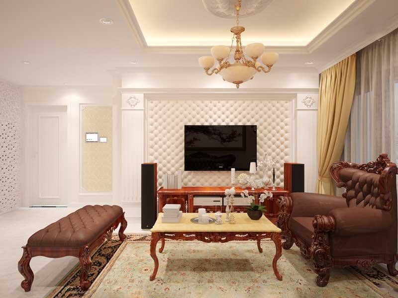 xu hướng thiết kế nội thất chung cư