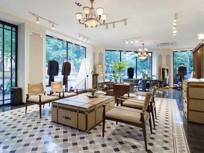 thiết kế nội thất showroom Đà Nẵng
