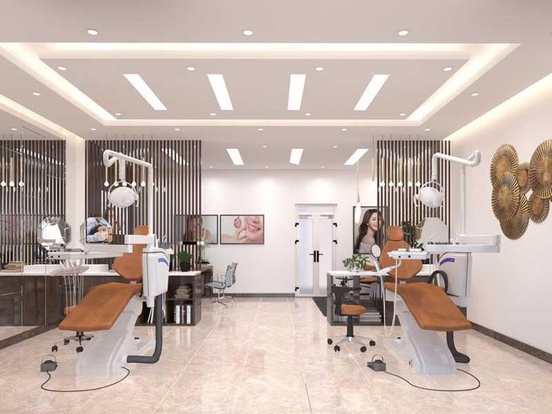 thiết kế phòng khám Đà Nẵng