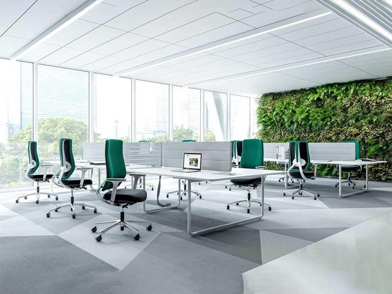 thi công và thiết kế nội thất văn phòng công ty
