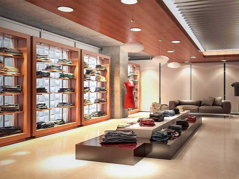 tiêu chí thiết kế nội thất showroom