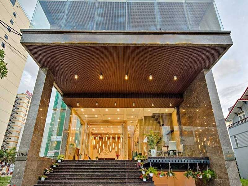 tổng hợp các mẫu thiết kế khách sạn 3 sao đẹp