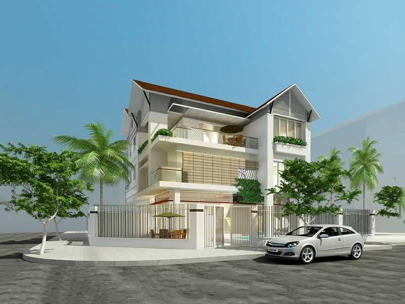 đơn vị thi công thiết kế nhà ở Đà Nẵng