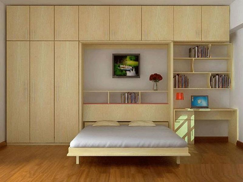 Các mẫu giường ngủ thông minh tại Đà Nẵng bạn không nên bỏ lỡ