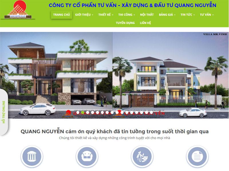 Đơn vị tư vấn thiết kế nhà Đà Nẵng -  Quang Nguyễn