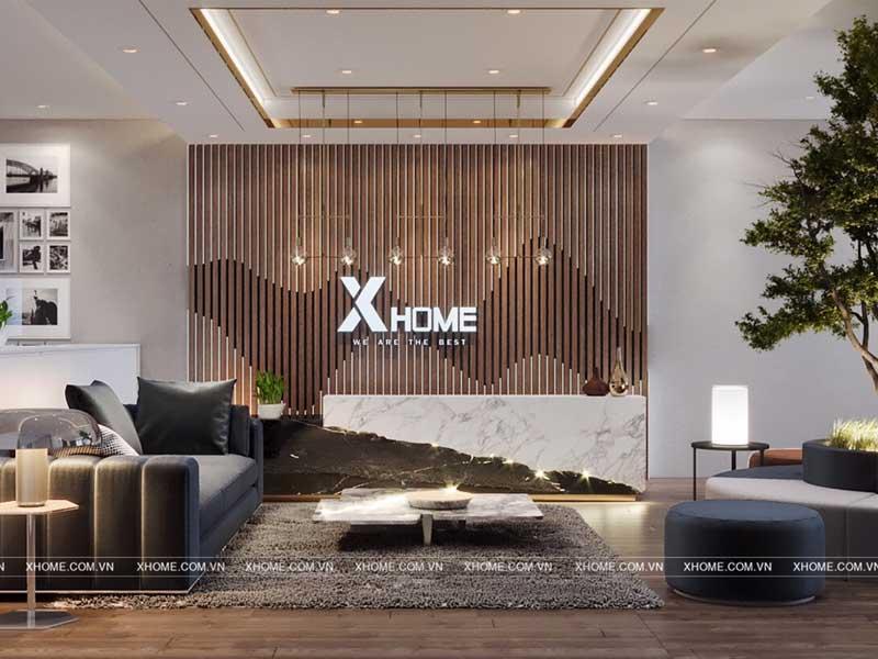 Công ty thiết kế nội thất XHome