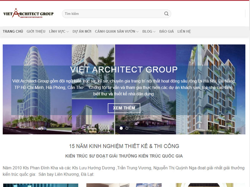 Viet Architect Group