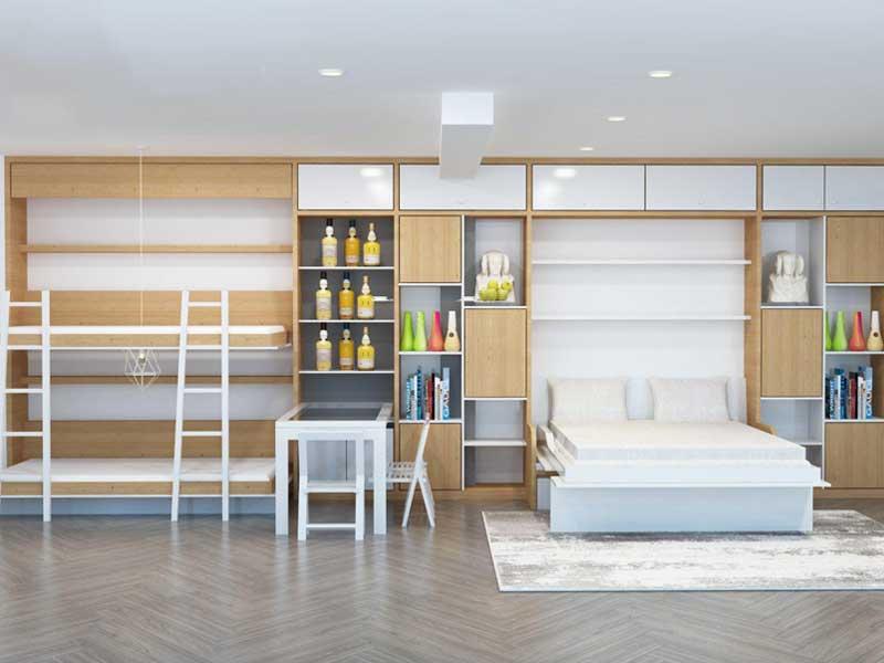 Trang trí nội thất Đà Nẵng lắp đặt nội thất thông minh