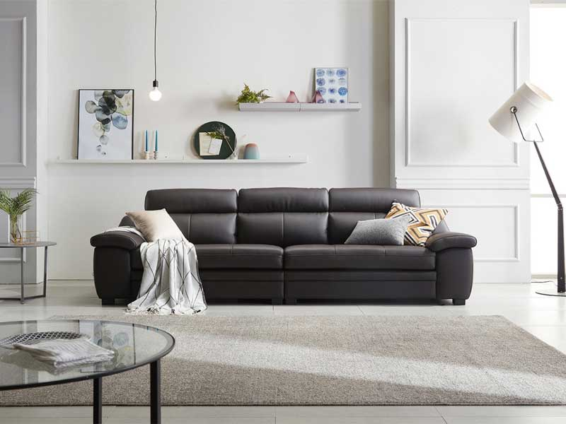 nội thất sofa làm bằng da giả