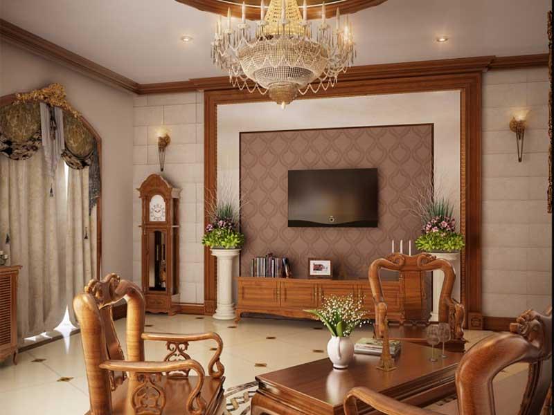 nội thất bàn ghế gỗ