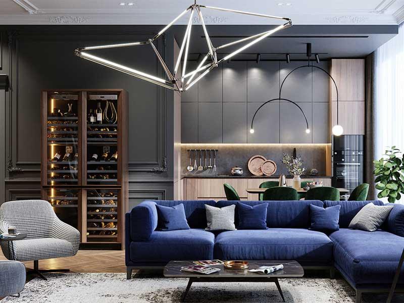 nội thất sofa cao cấp