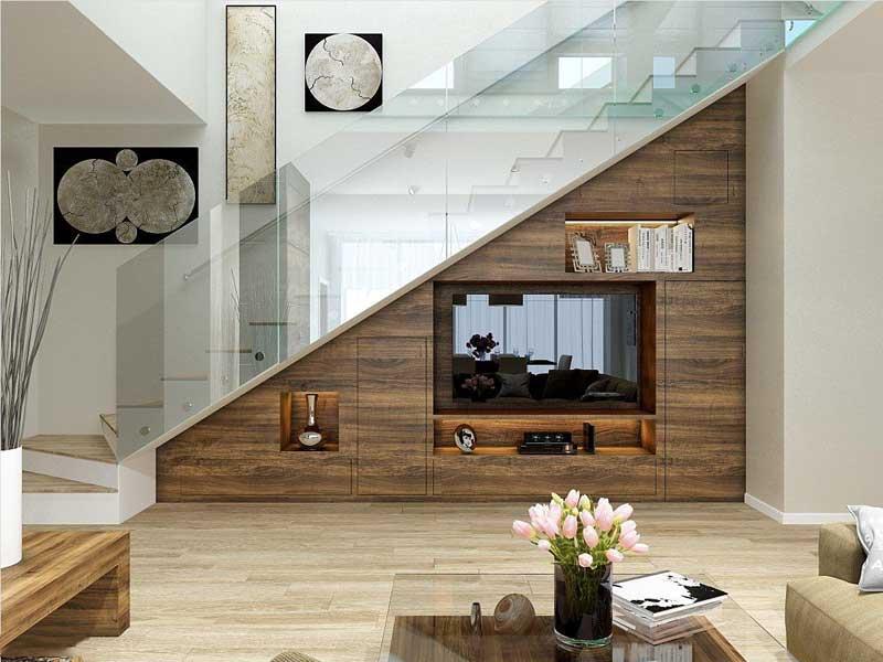 Cầu thang  thông minh