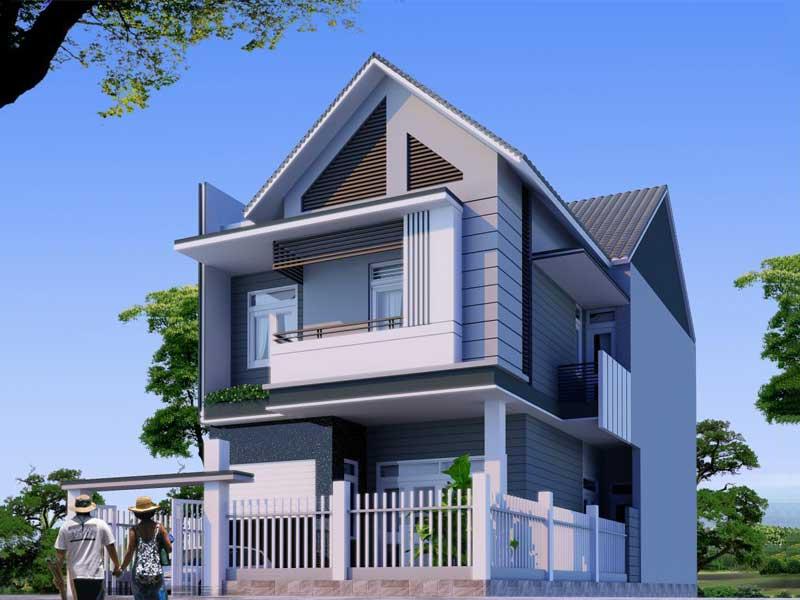 những mẫu thiết kế nhà ở đẹp