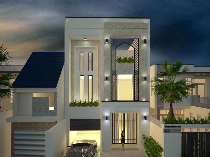 thiết kế nhà phố đà nẵng