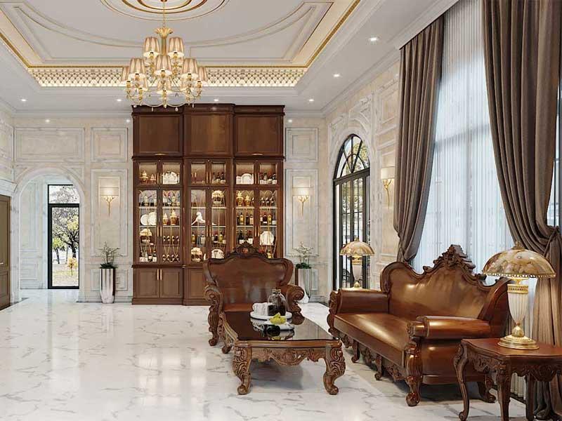 Công ty thiết kế nội thất Tân An