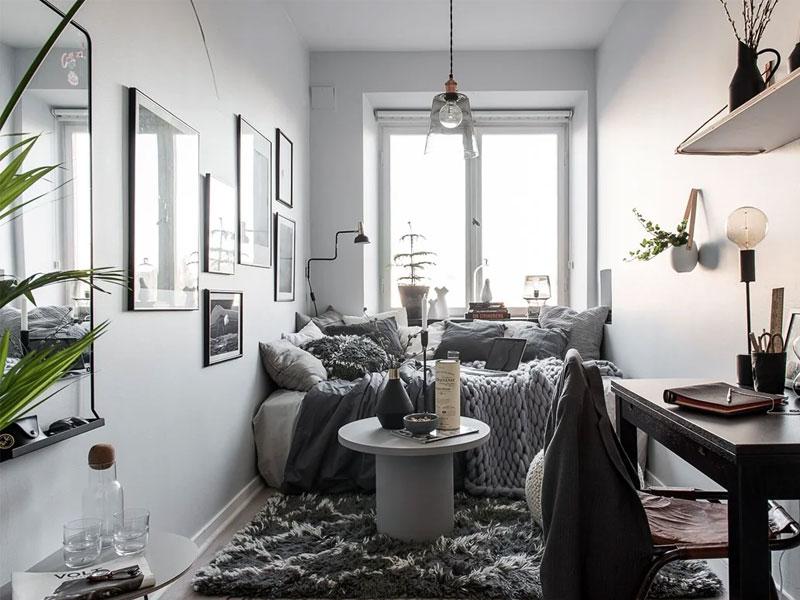thi công và thiết kế phòng khách