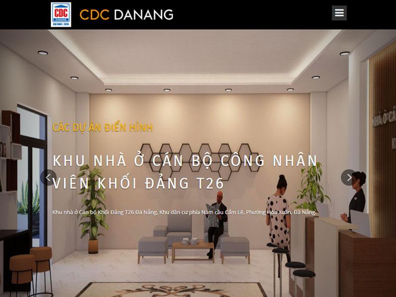 Công ty CP Tư Vấn Thiết Kế Xây Dựng Đà Nẵng