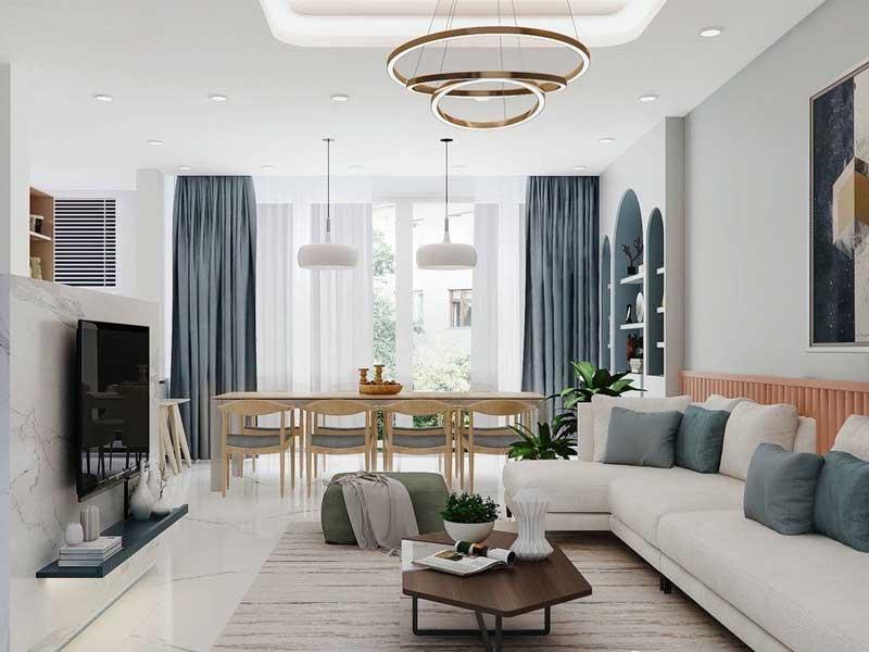 Đơn vị thiết kế thi công nội thất Đà Nẵng Solution Group