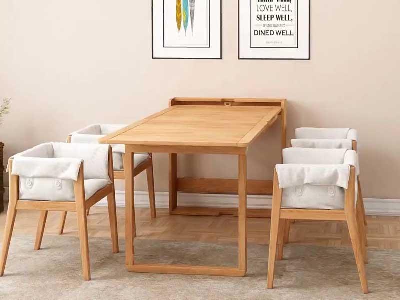 Thiết kế nội thất thông minh - Bàn ghế