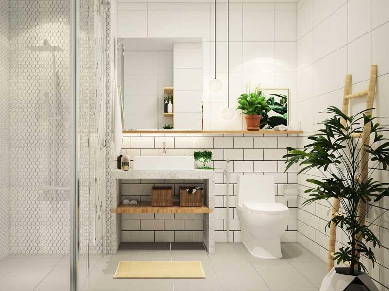 Lưu ý khi thiết kế phòng vệ sinh