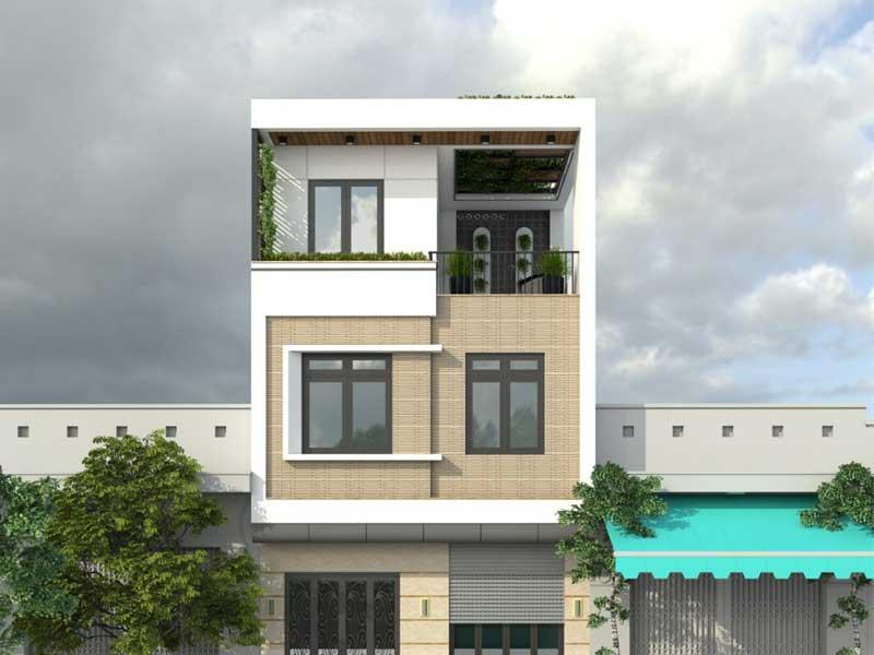 Ý tưởng thiết kế nhà phố nhỏ hẹp tuyệt vời cho ngôi nhà