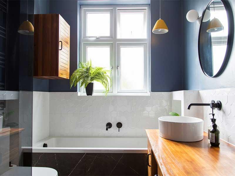 thiết kế  phòng vệ sinh đẹp sang trọng, cao cấp