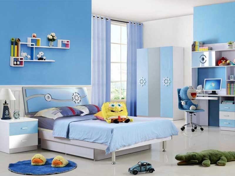 Tổng hợp các thiết kế phòng ngủ cho bé gái siêu xinh