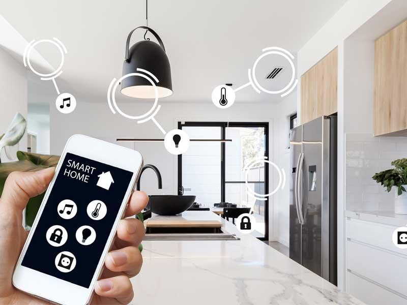 Sỡ hữu ngôi nhà smarthome