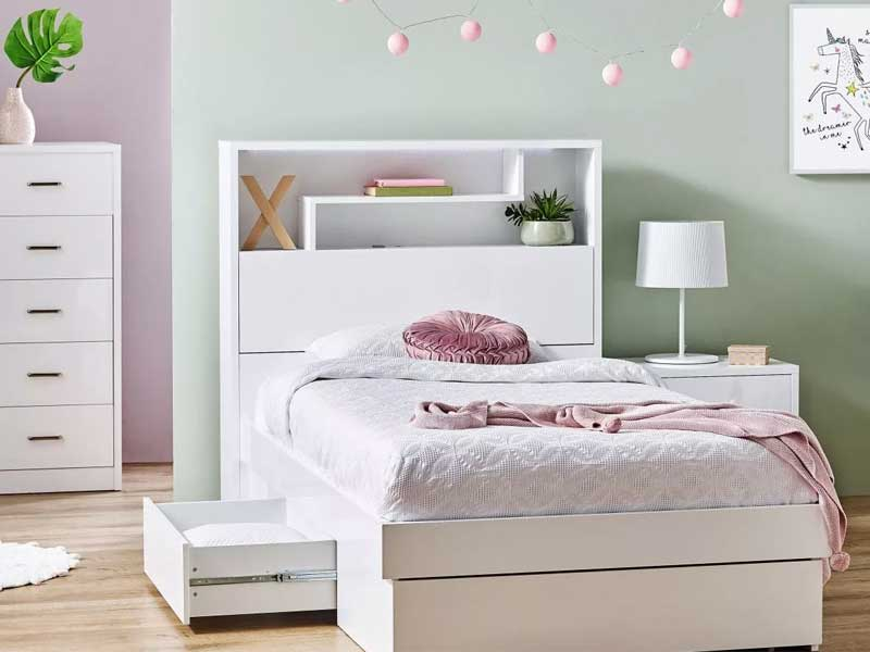 Tại sao bạn nên lựa chọn giường thông minh khi trang trí phòng ngủ?