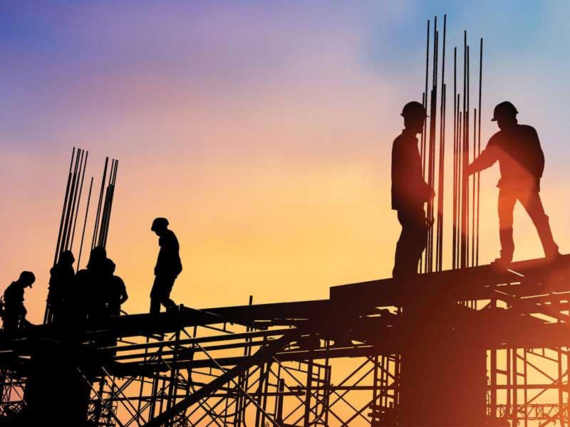Đảm bảo quá trình thi công xây dựng nhà được kịp đúng tiến độ