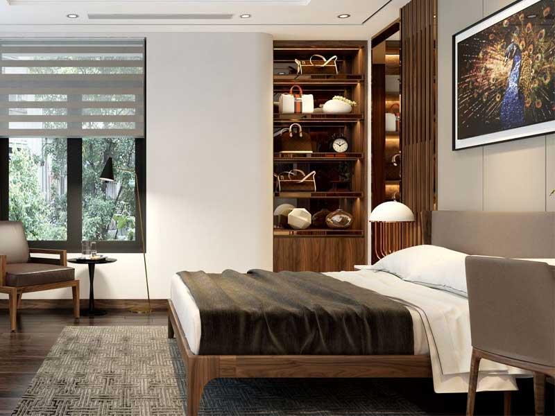 Xu hướng thiết kế mẫu phòng ngủ đẹp hiện nay
