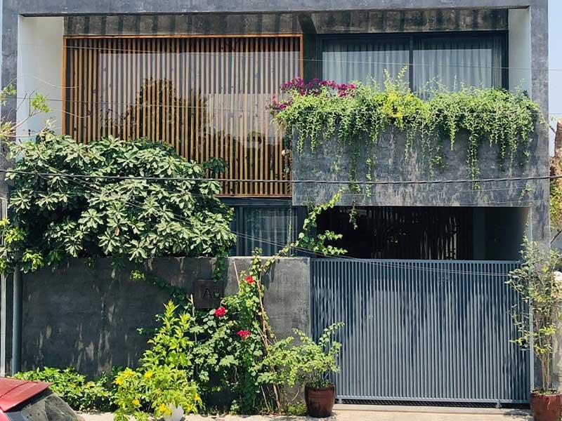 Thiết kế nhà phố theo phong cách đặc biệt
