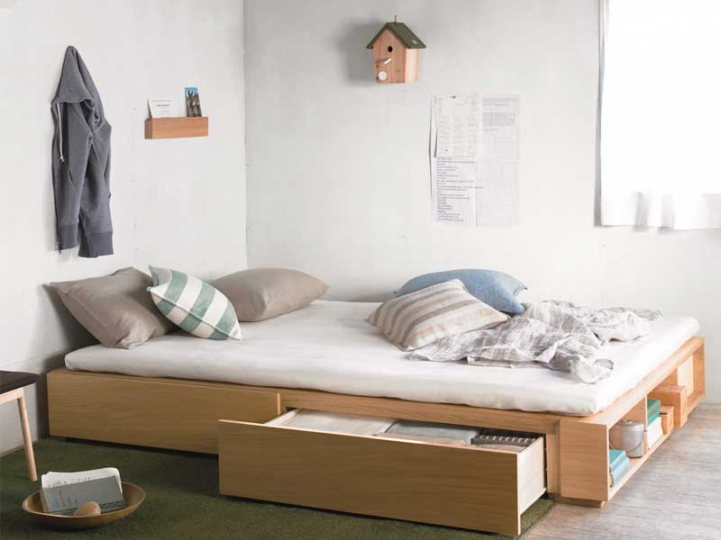 Mẫu phòng ngủ đa năng