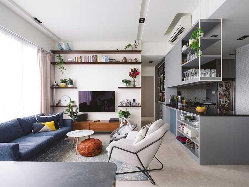 tổng hợp xu hướng thiết kế nội thất