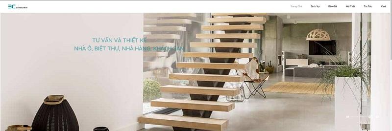 xây dựng, thiết kế kiến trúc nội thất nhà Đà Nẵng