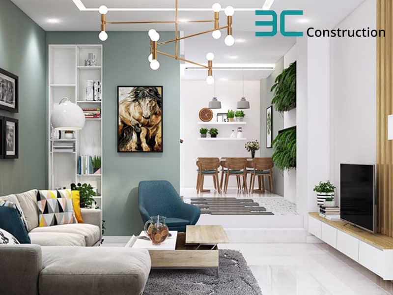 Thiết kế xây nhà giá rẻ Đà Nẵng - 3C Xây Dựng