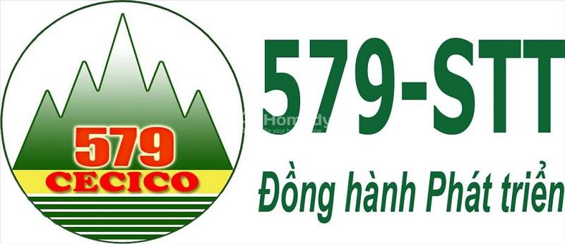 Công ty CP đầu tư và xây dựng 579