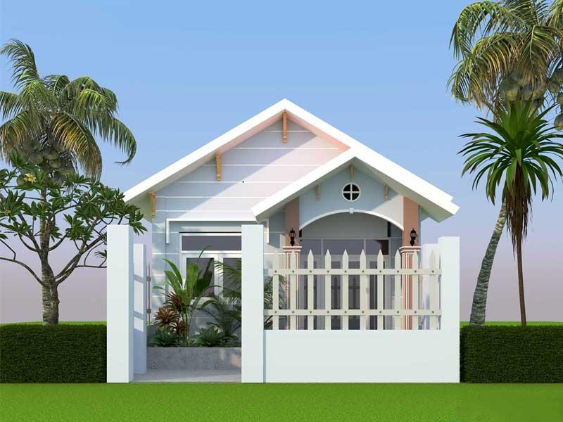 Thiết kế nhà với chiếc cầu thang xoắn ốc